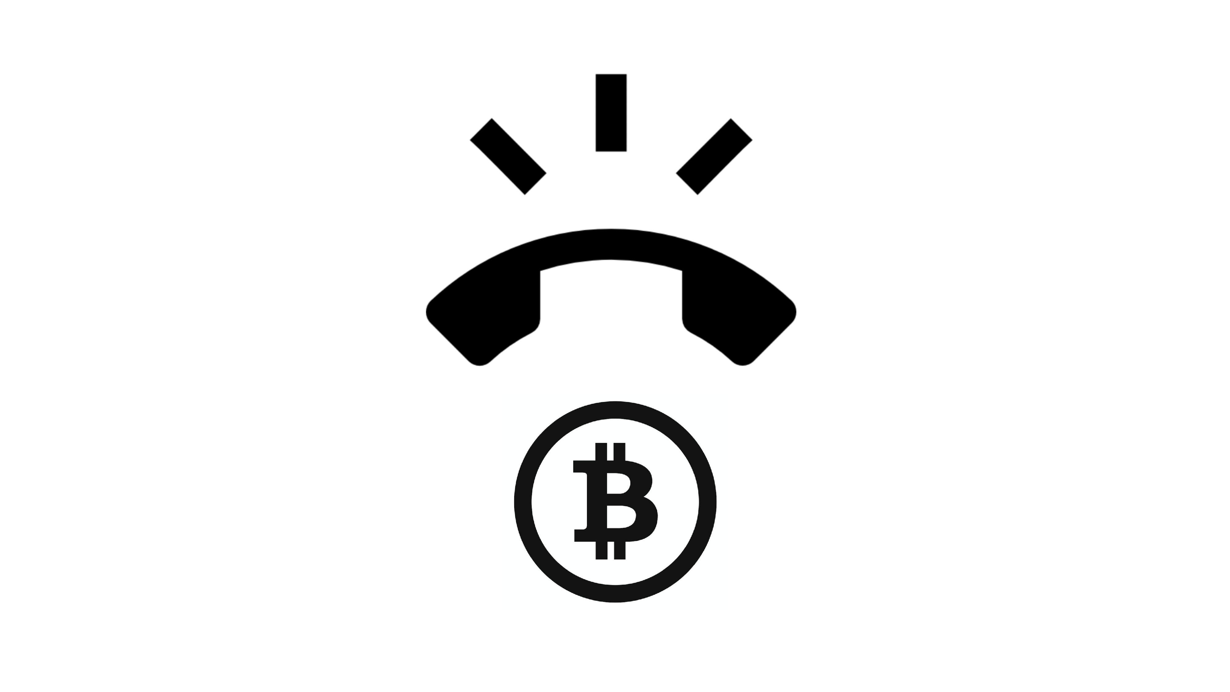 Bitcoin calling?